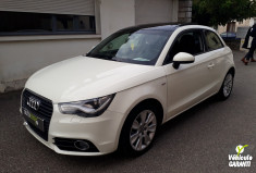 AUDI A1 1.4 tfsi 122 S-TRONIC 7 SLINE + OPTIONS