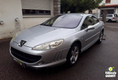 PEUGEOT 407 COUPE 2.0 hdi 136 SPORT