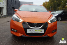 NISSAN MICRA 1.5 dCi 90 ch N-Connecta