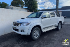 TOYOTA HILUX 2.5 AWD Pickup double cab 144 cv