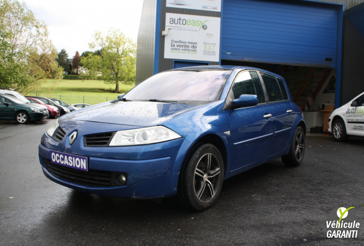 RENAULT MEGANE 1.5 DCI 105 CH EXTREME CT OK