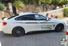 BMW SERIE 4 GRANCOUPE 430i 252 CH M PERFOMANCE