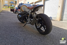 BMW R 1200 NINE T RACER+ OPTIONS