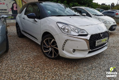 CITROEN DS3 1.2 THP  S&S 130 cv SO CHIC + CAMERA