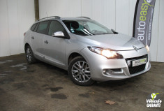 RENAULT MEGANE Ph3 Estate 1.5 dCi 110 GT line GPS