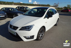 SEAT IBIZA 1.4 TSI 150ch FR DSG 5p black and wyte