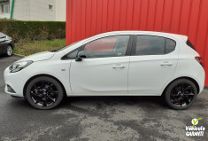 OPEL CORSA 1.4i 100 CH TURBO BLACK EDITION