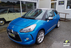 DS DS3 THP 165 CV SPORT CHIC S&S CABRIOLET