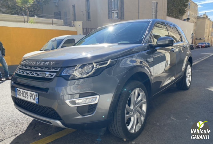 LAND ROVER DISCOVERY SPORT 2.2 td4 190 cv 4x4 hse