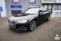 AUDI A4 2.0 TFSI 190 CH DESIGN LUXE PACK SLINE