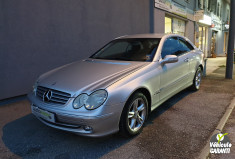 MERCEDES CLK Coupé 200 Kompressor 1.8 i 163