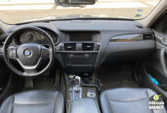 BMW X3 2.0 D 184 LUXE