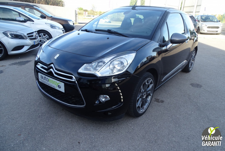 DS DS3 CABRIO 1.6 THP 155 ch Sport Chic