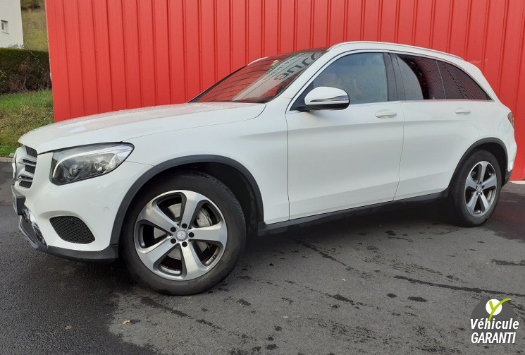 MERCEDES CLASSE GLC 220D 170 4MATIC EXECUTIVE TO