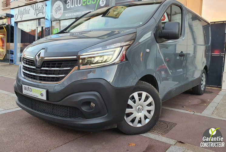 RENAULT TRAFIC   2.0 dCi 170 ch grand confort