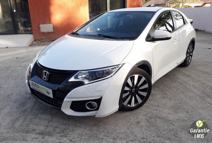 HONDA CIVIC 1.4 i-VTEC 100 EXECUTIVE