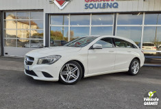 MERCEDES CLASSE CLA 200 CDI 136 SHOOTING BREAK BVA