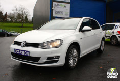 VOLKSWAGEN GOLF 1.6 TDI 105CH CUP DSG TOIT OUVRANT