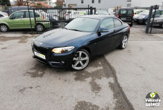 BMW SERIE 2 COUPE 220D 184 CH SPORT