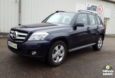 MERCEDES CLASSE GLK 220 BlueTEC 4Matic 7GTronic +