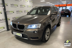 BMW X3 xDrive 20dA 2.0 184 Ch EXCLUSIVE