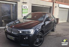 BMW X4 xDrive 30dA 258 pack M Luxe toit ouvrant
