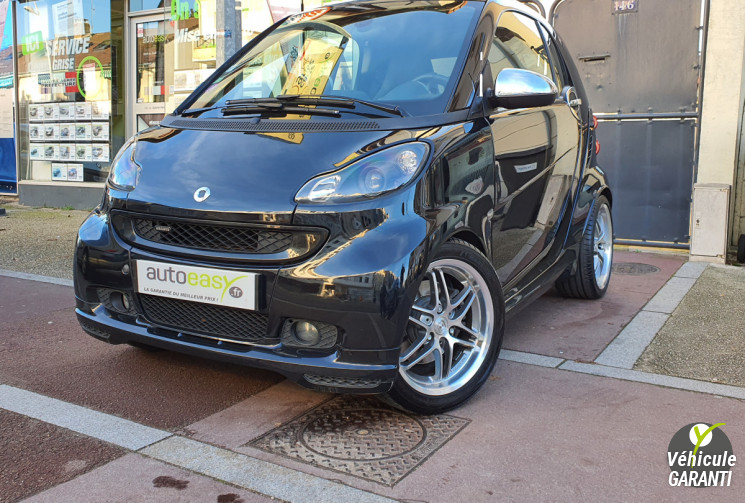 SMART FORTWO 102 ch Brabus Xclusive Softouch