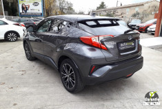 TOYOTA C-HR 1.8 122h DISTINCTIVE 2WD E-CVT RC18