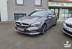MERCEDES CLASSE CLA SHOOTING BREAK 220 D SENSATION