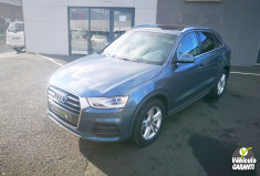 AUDI Q3 150 CH AMBITION LUXE S-TRONIC 28000KM