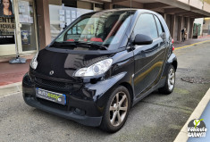 SMART FORTWO 1.0 TURBO 84 PULSE + CUIR
