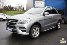 MERCEDES CLASSE M ML 350 BLUETEC 7G PACK AMG