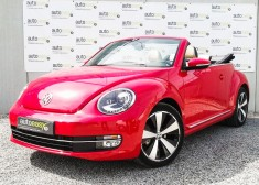 VOLKSWAGEN COCCINELLE 2.0 TDI COUTURE Full options