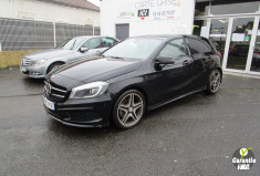 MERCEDES CLASSE A 200 2.1 CDI 136 Fascination Amg