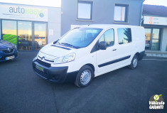 CITROEN JUMPY 2.0 HDI 130 CH L2H1 6 PLACES