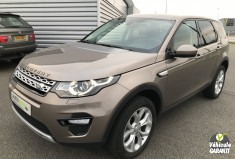 LAND ROVER DISCOVERY 2.0 TD4 4X4 180 CV HSE 89000