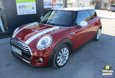 MINI MINI COOPER 136 CV PACK RED HOT CHILI