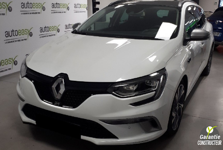 RENAULT MEGANE ESTATE 4 DCI 115 EDC FULL OPT 0KM