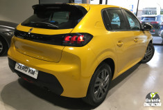 PEUGEOT 208 100 ch EAT8 ACTIVE PACK + OPTIONS NEUF