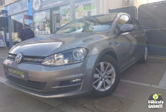VOLKSWAGEN GOLF 1.6 TDI 110 ch BlueMotion