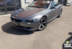BMW SERIE 6  635 D PACK LUXE 115000 km