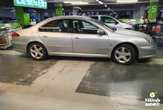 PEUGEOT 607 2.2 HDI 136 CH EXCLUSIVE