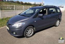 MAZDA 5 II 2.0 CD 143 CV 7 ELEGANCE 7 PLACES