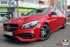 MERCEDES CLASSE CLA SHOOTING BRAKE 250 4 MATIC FAS