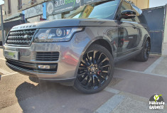 LAND ROVER RANGE ROVER V8 5.0L Autobiography S/C