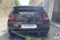 DS DS3 cabriolet 1.2 110 cv so chic