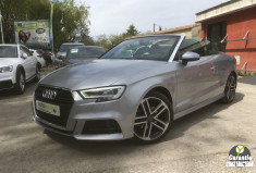 AUDI A3 CABRIO 35 TFSi 150 S-TRONIC S-line 1°main