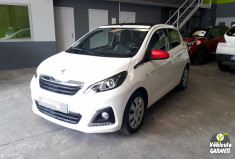PEUGEOT 108 PURETECH 82 ENVY TOP 1ERE MAIN