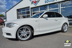 BMW SERIE 1 120D COUPE 2.0 177 PACK M BVA