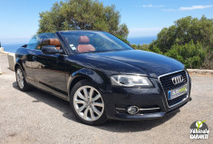 AUDI A3 2.0 TDI 140 CH AMBITION LUXE cabriolet